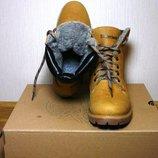 Timberland натуральные зимние мужские ботинки 40,41,42,43,44,45,46 Киев