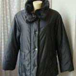 Куртка женская теплая зима Bexley's р.54 7258