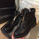 Женские зимние ботинки Balmain Польша