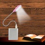 8-10 Светодиодная USB лампа на 13 светодиодов / Лампа для подсветки клавиатуры / 13 LED