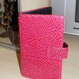 Чехол для планшета 24Х16 см,кожаный