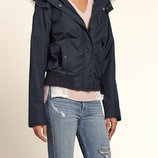 Куртка женская молодежная Hollister оригинал ,новая с бирками S,М в наличии