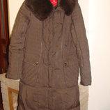 куртка пальто пуховик Decently L 46 пух оригинал Helly Hansen