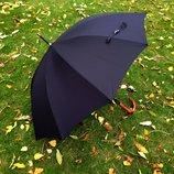 Элегантный качественный женский мужской зонт трость Lantana Оригинал