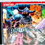 Классная стратегия Magic The Gathering Battlegrounds лицензионный диск