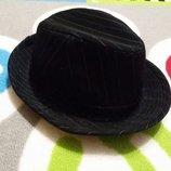Крутая черная шляпа Lita, размер S