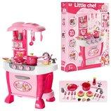 Детская кухня 008-801, игровой набор 31 предмет