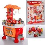 Кухня 008-801 А. Посуда, свет, звук