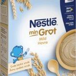 Мягкий овес с 4-х месяцев Nestle Нестле доставка со Швеции.