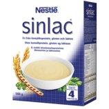 Специальная каша Sinlac Nestle 500 грамм с 4-х месяцев, доставка со Швеции под заказ