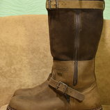 Cапоги ботинки зимние Meindl Kiruna GTX Gore-Tex овчина цегейка. Оригинал. 42 р./27 см.
