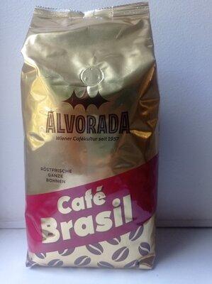 Кофе зерновой Alvorado Brasil 1 кг
