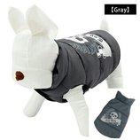 Продам новую теплую куртку для небольшой собачки, р. S
