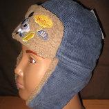 Детская шапка для мальчика Sun City Франция р.48, 50