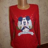 кофта трикотажная домашняя р10-12 Disney