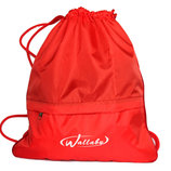 Спортивная сумка портфель красная W-2827 r