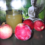 Самодельный натуральный яблочный уксус на меде и на сахаре