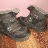 Зимние ботинки Super fit Стелька 17 см. Отличное состояние