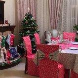 Скатерть новогодняя,праздничная, салфетки, наборы