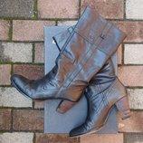 Сапоги женские кожаные Vagabond