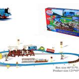 Железная дорога Томас батар., свет, звук, в кор. 46 31 8,5см A46-3