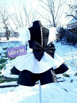 Платье нарядное для девочки от miss m