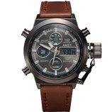 Мужские военные наручные часы Амст / AMST модель - 3003 Оригинал, 3 цвета