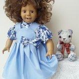 Кукла характерная 38см