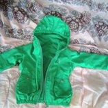 Курточка 98-102см