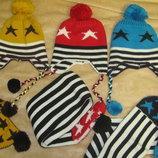 Шапка, комплект шапка и шарф