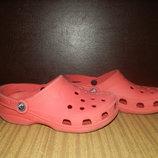 Кроксы crocs w4-5