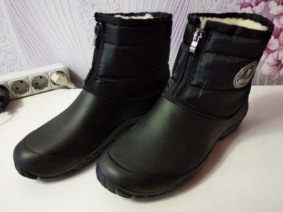 Непромокаемые утепленные ботинки 42-45 р.р.