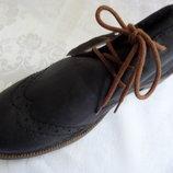 Фирменные зимние ботинки Rieker размер 38-39