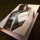 Зразок Avon Prime для чоловіків з листівкою