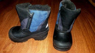 Термо ботинки сапожки Weather spirits, стелька 13,сноубутсы