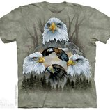 3D футболки The Mountain США . Оригинал. Наличие.
