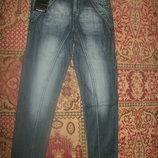 комбинезон джинсы хлопок 27-34
