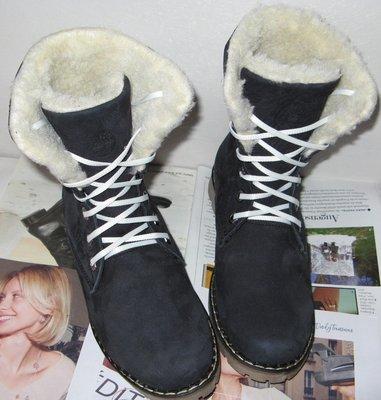 f638702f9 Супер зимние стильные женские сапоги ботинки Timberland теплые натуральный  нубук Тимберленд стильно