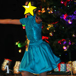 Яркий бейсик для танцев на 8 10 лет бейзик платье для танцев