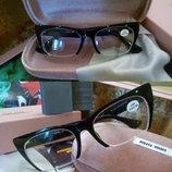 Имидж-Оправы,очки компьютерные в стиле MiuMiu-изготовление по рецепту