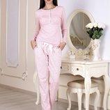 Домашний костюм, пижама, комплект Тм Роксана s-xxl, 504