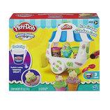 Пластилин, игровой набор Плей До Play-Doh Фургончик мороженого A2106