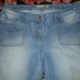 Светлые джинсики south р-р 14евр.