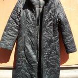 Пальто пуховик женский р.44-46