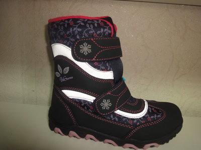 823a316a9 Зимние термо сапоги 31 р. на девочку B&G сапожки, ботинки, зима, дівчинку