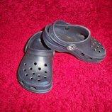 Фірмові крокси Crocs оригінал С 6/7, 13.8 см., Італія.