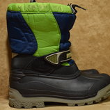 Термоботинки Meindl Snowy 3000 Junior winterboots ботинки зимние сноубутсы. Оригинал. 33 р./22 см.