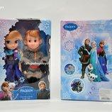 Кукла Frozen Холодное сердце . Эльза и Анна. Музыкальные. Кристофф.