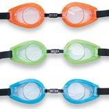 Детские очки для плаванья Intex 8 лет
