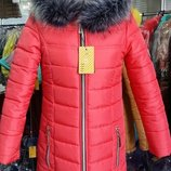 Зимняя куртка парка Софи